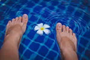 Solutions naturelles pour en finir avec les pieds secs